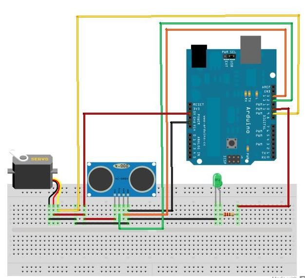 Projeto porta inteligente com arduino compartilhar é