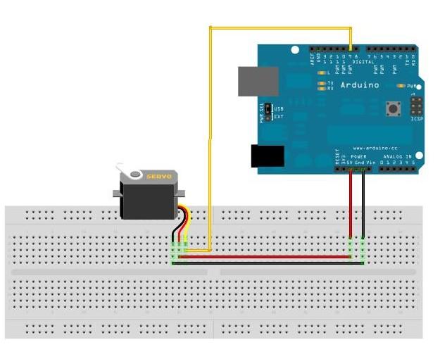 Arduino Servo Motor Tower Pro Sg 5010 Compartilhar 233